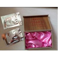 Buy cheap Joan of ARC Red artifical hymen Female sex products Wholesales(wooden box package) from wholesalers