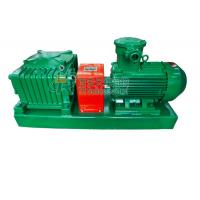 Buy cheap TRJBQ Series Solids Control Oilfield Drilling Mud Agitator with Gearbox / API Mud Agitator from wholesalers