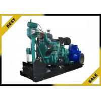 Buy cheap 85hp Multi - Stage High Pressure Water Pump 460m³ Water Flow 1450rpm Engine Speed from wholesalers