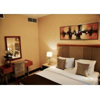 Buy cheap Commercial Hotel Furniture Solid Wood Plywood Fabric Foam Material product