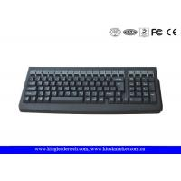 Buy cheap Numeric Plastic keyboard with magnetic card reader for supermarket use from wholesalers