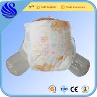 Buy cheap Factory Price Breathable Magic Tape Baby Disposable Diaper In Bale from wholesalers