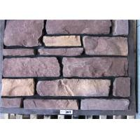 Buy cheap Anti-freeze decorative artificial wall stone, 40X200MM-135X500MM from wholesalers