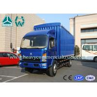 Buy cheap Carbon Steel Plate Commercial Lorrie Truck With Air Conditioner 336HP from wholesalers
