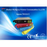 Buy cheap Zhuhai Compatible Color  Ink cartridge for Epson T0324 at the best price from wholesalers
