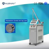 Buy cheap q switched nd yag laser ruby laser machine, tattoo removal, hot in USA from wholesalers