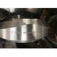 Buy cheap 12''X4'' SCH80S F51 Super Duplex Steel Forged Pipe Fitting ASME A / SA 182 from wholesalers