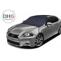 Buy cheap Breathable Waterproof Outdoor Car Cover Customized Logo Windshield from wholesalers