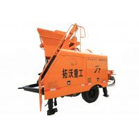 Buy cheap Small  Concrete Mixer Pump High Quality Concrete Building Machinery from wholesalers