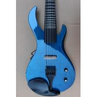 Buy cheap 2015 New Arrival 5 String 4/4 Electric Violin Guitar Shape from wholesalers