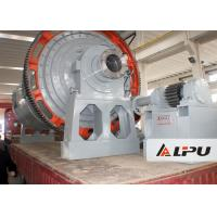 Effective Volume 18.7m³ Ball Mill Grinder Machine  , Ball Milling Equipment