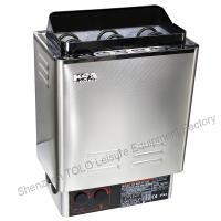 Buy cheap Alternating Heating Electric Sauna Heater 9.0kw / 400v With 3 Phase For Finnish Sauna product