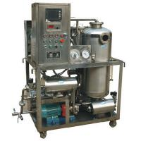 Buy cheap Hydraulic Phosphate Ester Fire-resistant Oil Purifier Machine from wholesalers