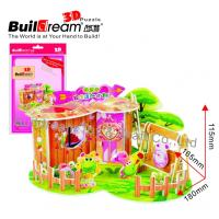 Buy cheap Buildream DIY 3D Puzzle---Sweet House(BD-C012) from wholesalers