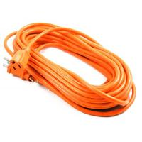 Buy cheap 14AWG 125V 15A Outdoor Power cord in Orange color product