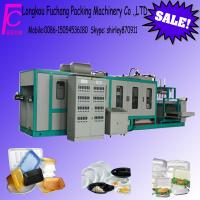 Buy cheap disposable fast food container making machine /vacuum forming machine from wholesalers