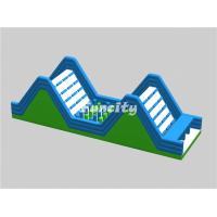 Buy cheap Sewing Technique Inflatable Sport Games Inflatable Humps With Customized Logo from wholesalers