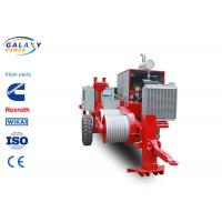 Buy cheap GS120 129kw 173hp Transmission Line Equipment Hydraulic Pulley With Cummins Engine from wholesalers