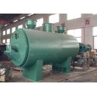 Buy cheap Horizontal Type Harrow Vacuum Drying Equipment Mechanical Seal For Both Ends from wholesalers