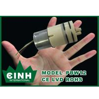 Buy cheap Low Voltage Mini Brushless DC Pump For Chemical Air Liquid , Super Quiet from wholesalers