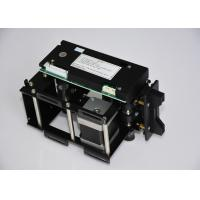 Buy cheap Black Color Smart Card Collector For Parking Lot Ticket House / Tripod Turnstile product