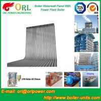 Buy cheap High Pressure CFB Boiler Water Wall Panels  Water Tube ASME with Certification from wholesalers