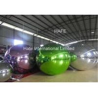 Buy cheap 3M Mirror Ball Inflatable Lighting Decoration 10ft For 2019 Spring Dress Fashion Show from wholesalers