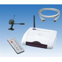 Buy cheap 2.4G Wireless Camera with Receiver from wholesalers