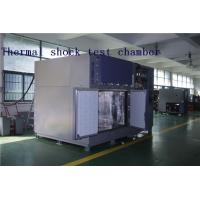Buy cheap 1000L Volume Thermal Shock Test Chamber For Secondary Lithium Ion Batteries from wholesalers