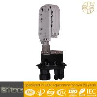 Buy cheap Single Mode Fiber Optic Joint Enclosure 8 Inlet / Outlet Ports Anti - UV from wholesalers