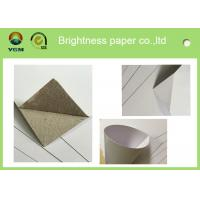 Buy cheap Ream Packing 0.43 Mm White Back Duplex Board Paper Gor Courier Bags from wholesalers