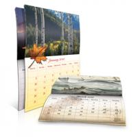 Buy cheap hotel desk calendar printing from wholesalers