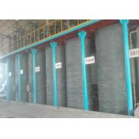Auto Liquid Sodium Silicate Plant Machinery Wet Process Simple Operation