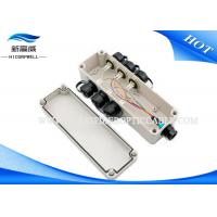 Buy cheap IEC 60794 Fiber Optic Patch Cables Waterproof Connector Box Salt - Mist Proof from wholesalers