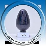 Buy cheap Rare Earth Lanthanum Hexaboride Powder , Purple Lanthanum Boride Powder from wholesalers