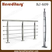 Buy cheap Modern Stainless Steel Rod Balustrade for Staircase (SJ-609) from wholesalers