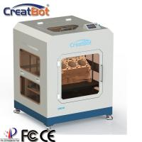 Buy cheap Stable Industrial CreatBot 3D Printer Full Enclosed Metal Chamber Easy Operation from wholesalers
