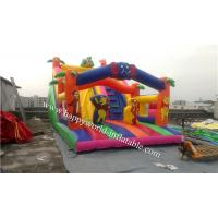 Buy cheap animal theme giant inflatable slide , inflatable elephant slide , inflatable dry slide from wholesalers