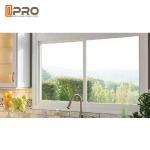 Buy cheap Aluminium Frame Modern House Windows , 5 + 9 + 5mm Thickness Aluminium Glass Window from wholesalers