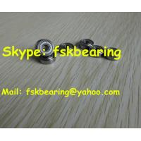 Buy cheap MR5 Tiny Ball Bearings 2mm × 5mm × 2.5mm used in Clock and Watch from wholesalers