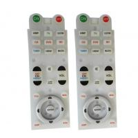 Buy cheap Durable Conductive Silicone Rubber Keypad Custom Print Access Control from wholesalers