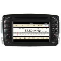 Buy cheap Mercedes benz CLK-C208 W208 car dvd player with steering wheel control iPod RDS OCB-8802 from wholesalers