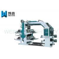 Buy cheap 4 Colors Automatic Flexographic Printing Machine With Frequency Control from wholesalers