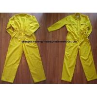 Buy cheap Nomex Fr Coverall for Petro and Gas Industries from wholesalers