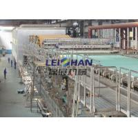 Buy cheap 150 Tpd Paper Mill Machine , Waste Paper / Wood Pulp Duplex Board Machine from wholesalers