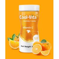 Buy cheap OEM Vitamin C Pectin Fruit Jellies , Sugar Coating Healthy Jelly Sweets from wholesalers