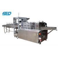 Buy cheap Horizontal Automatic Packing Machine For Four Side Sealed Cooling Gel Paste from wholesalers
