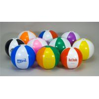 Buy cheap PVC Inflatable Beach Ball Inflatable Toys Ball Color Size Logo Can Be Customized from wholesalers
