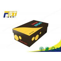 Buy cheap Custom Printing Carton Colored Corrugated Boxes Any Color Available For Apparel from wholesalers