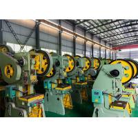 Buy cheap Hole Punching Automatic Power Press Machine 63 Ton High Speed Mechanical And Pneumatic from wholesalers